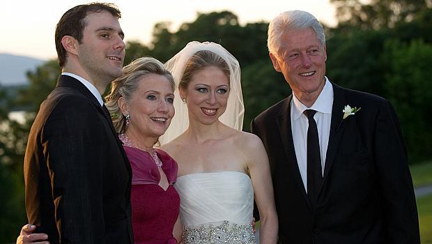 Челси Клинтън чака второ дете
