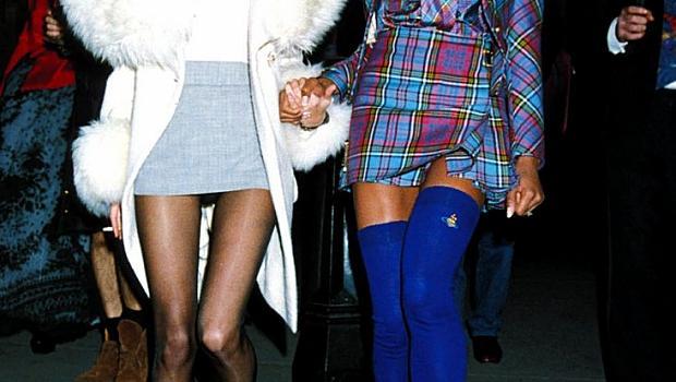 Уроци по стил от супермоделите на 90-те