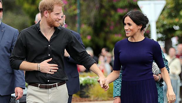 Как изглежда новият дом на принц Хари и Меган Маркъл