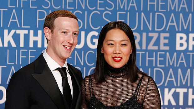 Марк Зукърбърг и жена му се запознали на опашка пред тоалетна