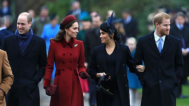 Принц Хари, Меган, принц Уилям и Кейт озвучиха видео