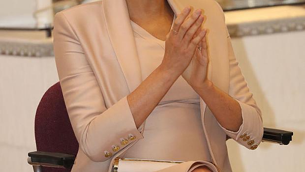 Как Меган Маркъл диктува модата и в маникюра?