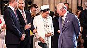 Принц Чарлз дава модни съвети на Меган Маркъл
