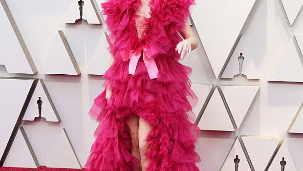Розовите рокли на Оскари 2019
