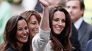 """Преди принца и милионера: как изглеждал """"моминският"""" апартамент на Кейт и Пипа"""
