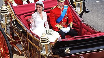 Сватбата на Кейт и Уилям
