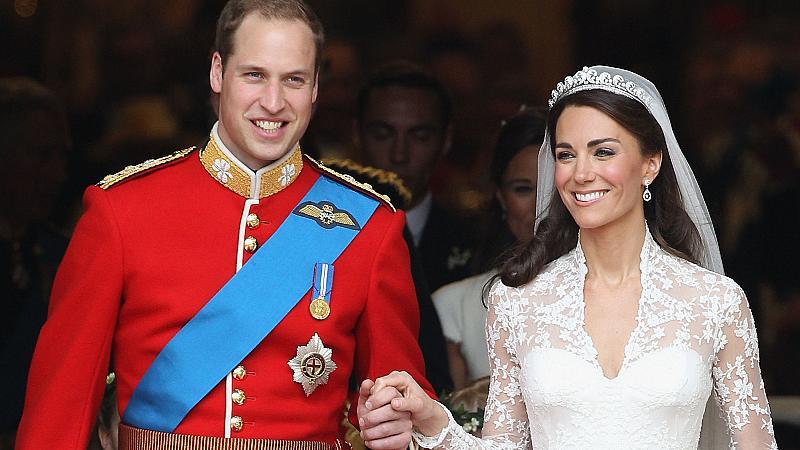 10 най-необичайни подаръци за кралска сватба