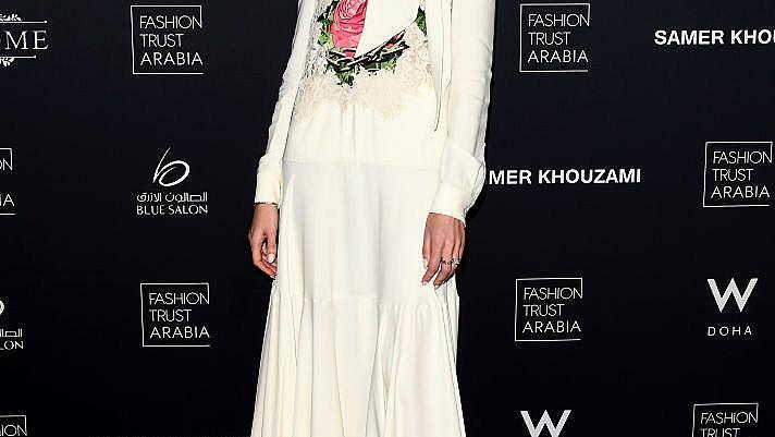 Звездите на Fashion Trust Arabiа