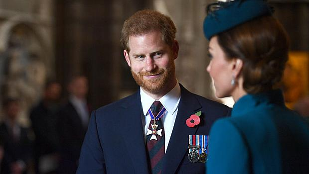 Принц Хари моли за помощ  Кейт Мидълтън
