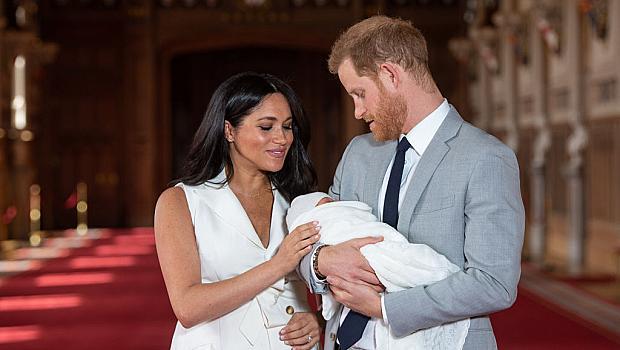 Астрологът на принцеса Даяна предрече бъдещето на бебето на Меган Маркъл