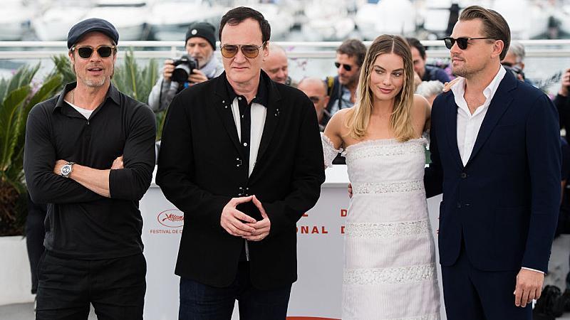 """Съпругата на Роман Полански разкритикува Тарантино заради """"Имало едно време в Холивуд"""""""