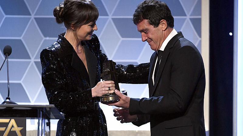 Кой какво облече на Hollywood Film Awards 2019