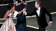 Първа награда за вечерта: Брад Пит спечели Оскар