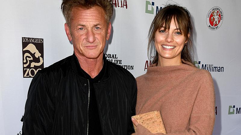 Тайната e разкрита: Шон Пен се ожени за млада австралийска актриса