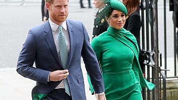 Принц Хари, Меган Маркъл и синът им ще прекарат лятото с Елизабет Втора