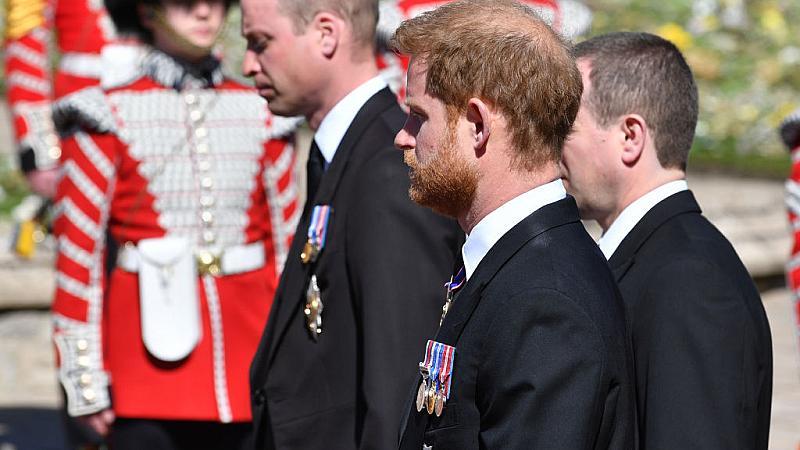 Уилям и Хари отказаха да участват заедно на събитие в памет на Даяна