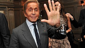 Валентино Гаравани – последният император на висшата мода