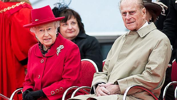 Почина съпругът на кралица Елизабет II