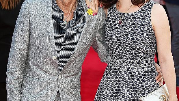 Музикант от The Rolling Stones става татко на близнаци