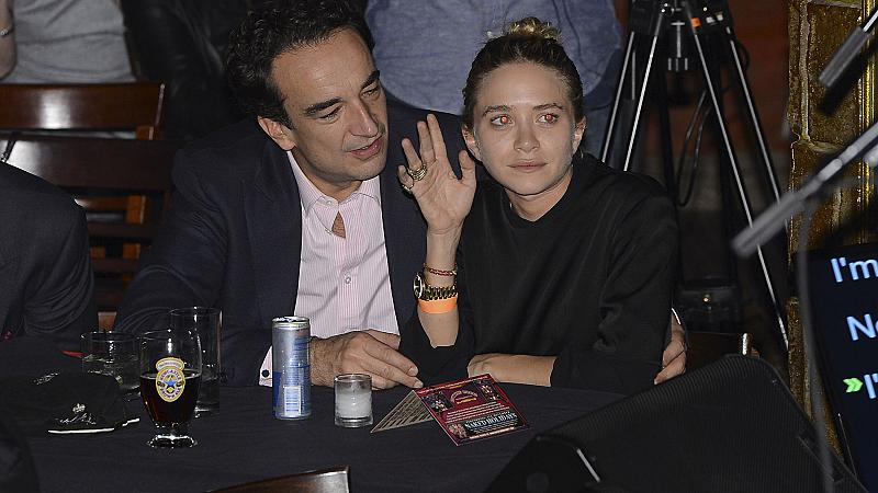 Мери-Кейт Олсен и Оливие Саркози се развеждат
