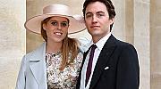 Принцеса Беатрис и Едоардо Мапели-Моци очакват бебе