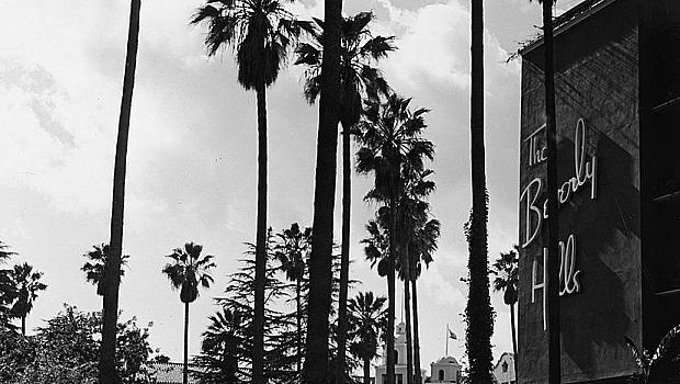 """Хотели с история: """"Бевърли Хилс"""", Лос Анджелис"""