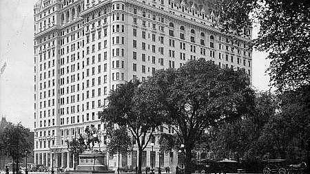 """Хотели с история: """"Плаза"""" в Ню Йорк"""