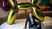 Джеф Кунс споделя за влиянието на Анди Уорхол и за своето изкуство