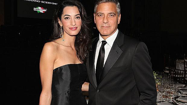 Джордж Клуни най-накрая ще стане баща