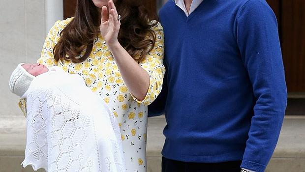 Принцеса Шарлот докара 5 милиарда на британците