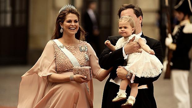 Принцеса Маделин очаква трето дете