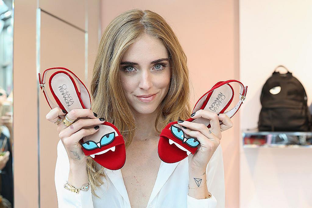 Обувки - Chiara Ferragni Collection