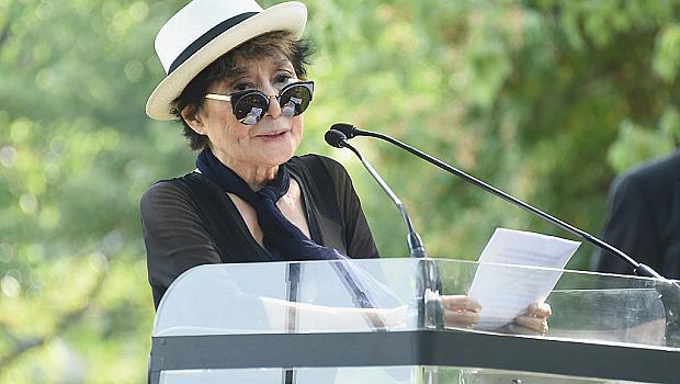 Защо Йоко Оно търси жени, преживели насилие?