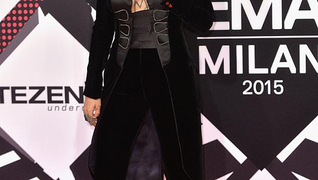 Руби Роуз задмина по стил световните музикални звезди