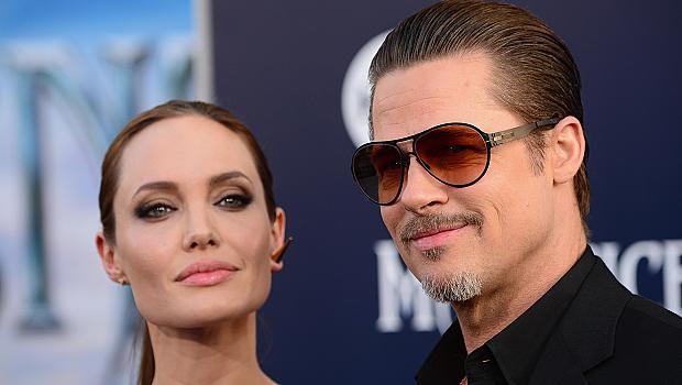 Анджелина Джоли поиска отвод на съдията по делото за развода й с Брад Пит
