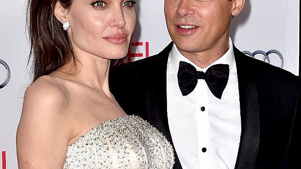 Брад Пит и Анджелина Джоли отлагат развода?