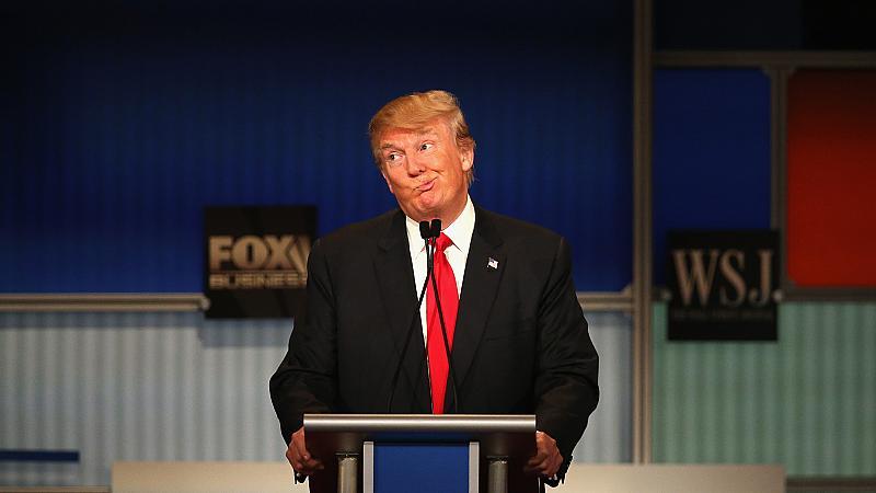 Доналд Тръмп коментира делото на Харви Уайнстийн