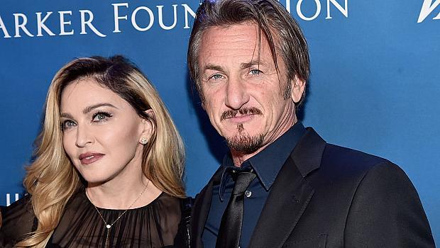 """Мадона с признание към Шон Пен: """"Обичам те от момента, в който те видях"""""""