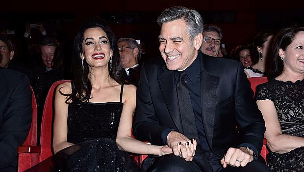 Джордж Клуни за Амал: Намерих любовта на живота си