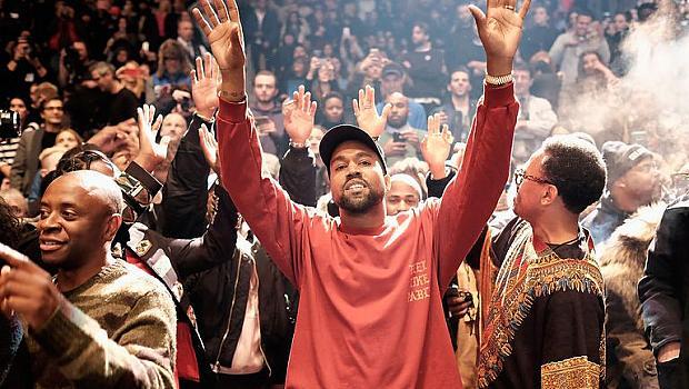 Кание, adidas и милионите от Yeezy