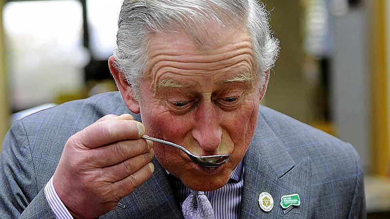 Хранителните навици на принц Чарлз, които подлудяват персонала му