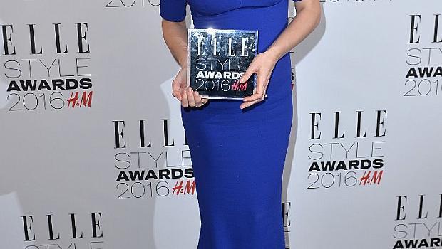 Бременната Лив Тайлър с приз за стил на наградите на ELLE