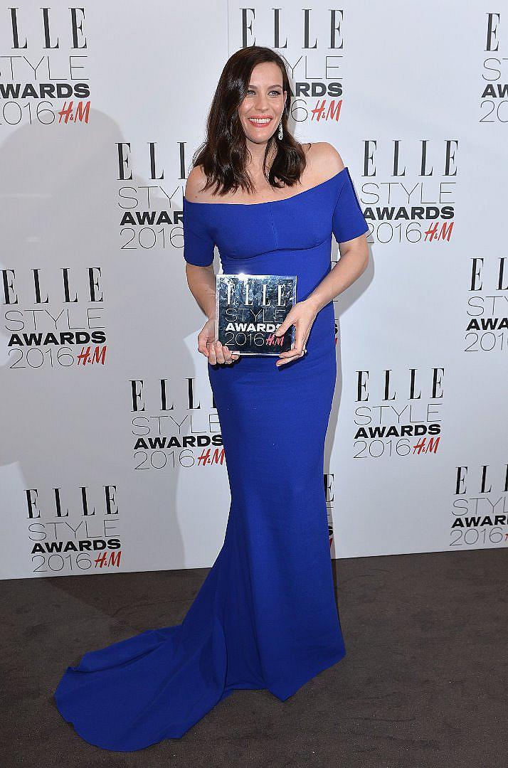 Лив Тайлър - ТВ актриса на годината