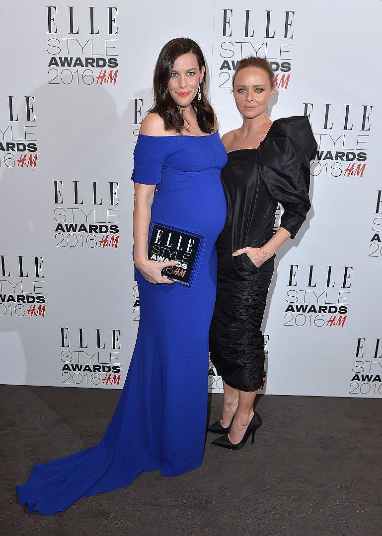 Лив Тайлър - ТВ актриса на годината, и Стела Макартни - бранд на годината