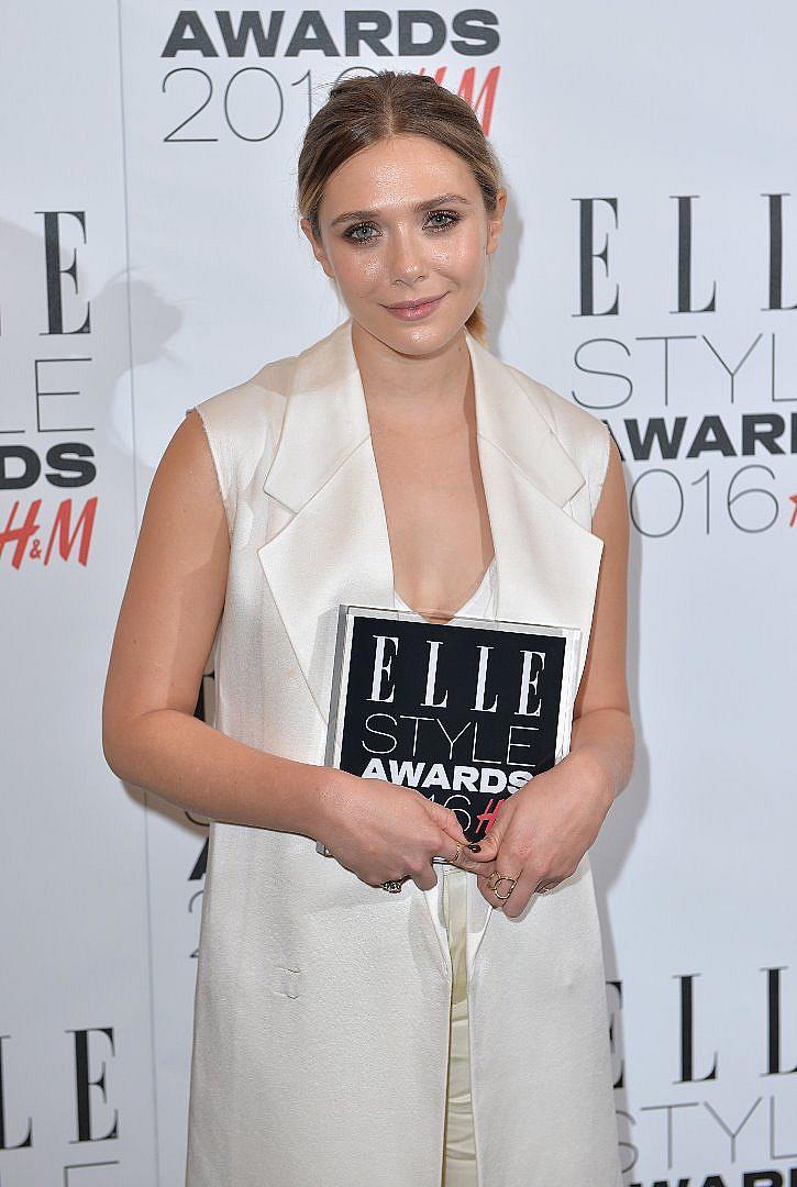 Елизабет Олсън - актриса на годината