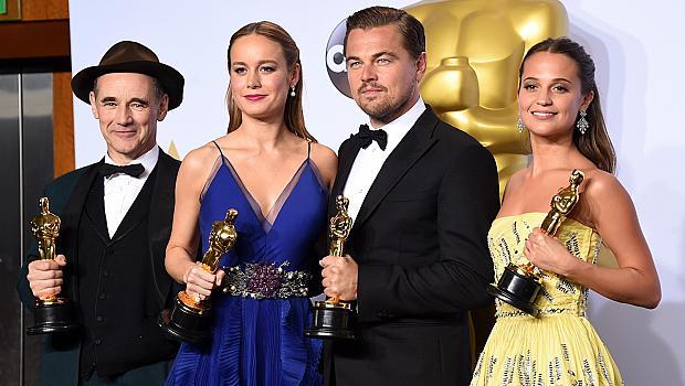 Лео си взе Оскара, за който бе отишъл!