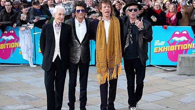Rolling Stones отбелязаха 50 години на сцената с уникална изложба