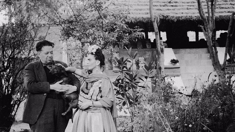 5 любопитни факта за Фрида Кало и Диего Ривера