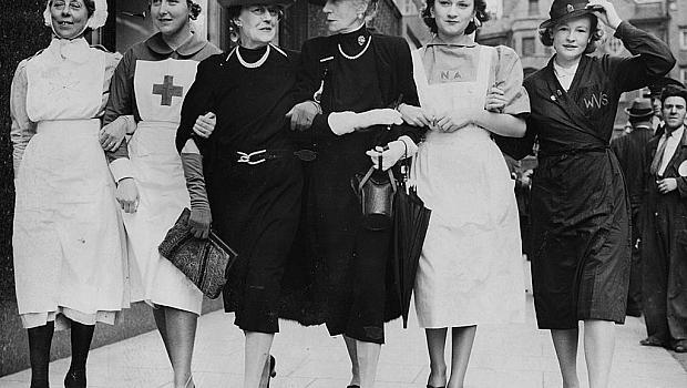 #TBT: Модата по време на Втората световна война