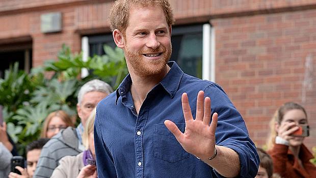 Принц Хари е на предсватбена диета